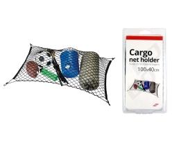 Мрежа за укрепване на багаж AMIO с дръжки за закрепване 100x40 cm 1бр.