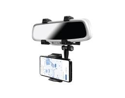 Държач за телефон монтаж на огледалото за обратно виждане HOLD-17 02612 1бр.
