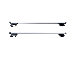 Комплект багажни греди за автомобил Perflex Star120см напречни греди за автомобил , алуминиеви 1кт.