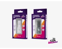 USB зарядно за телефон Brumm 700mA - Два цвята 1бр.