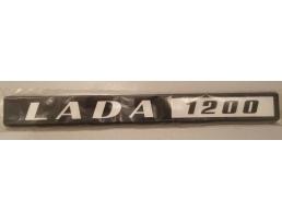 Емблема за заден капак на ВАЗ, LADA 1200 1бр.