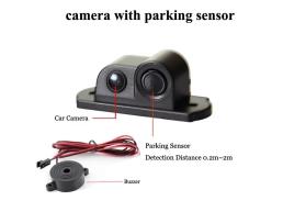 Система за паркиране Zappin , камера , паркинг сензор  и зумер 1кт.
