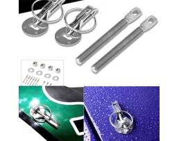 Подсигуряващи допълнителни тунинг ключалки за преден капак 1кт.