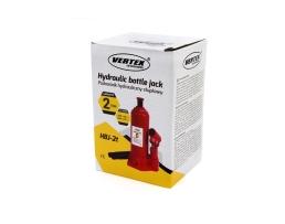 Крик хидравличен Vertex маслен тип бутилка 2т 1бр.
