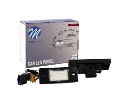 Осветление за регистрационния номер M-Tech ,Диодно, VW.Audi CLP009 1бр.