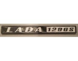 Емблема за заден капак на ВАЗ, LADA 1200S 1бр.