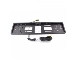 Парктроник система , камера за подпомагане паркирането вградена в стойката за регистрационния номер Vertex с нощен режим 1кт.