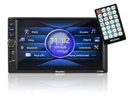 """Мултимедия плеър Autoexpress, ВC9000,2Din , Универсален ,7"""" Тъчскрийн панел, Bluetooth, FM, MP3, MP4, МР5 плейър 1бр."""