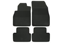 Автомобилни стелки PolGum гумени комплект  OPEL Astra J (IV) 1кт.
