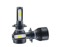 Комплект LED Лед Диодни крушки Vertex R9 LED 9-36V H7 1кт.