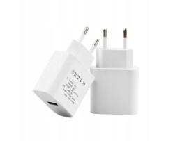 Мрежово зарядно устройство, Appach, 5V/3A,9V/2A ,12V/1.5A 220V,1 x USB 1бр.
