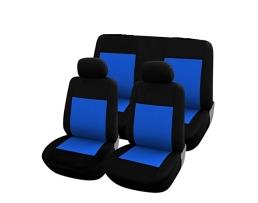 Aвтомобилнa тапицерия CAR LINE ЕCОNOMIC BLUE 1кт.