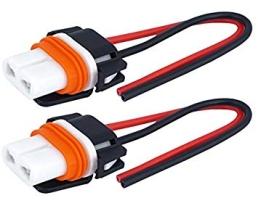 Букса с кабел за автомобилна крушка НВ4-9006 1бр.