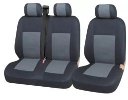 Тапицерия Car Line 2+1 Калъфи Седалки за Sprinter Vito Vw Crafter T5 Ford Transit Peugeot 1кт.