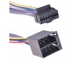 Автомобилна букса ISO LP за свързване на автомобилно радио JVC KS-FX220 1бр.