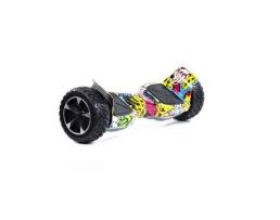 Електрически самобалансиращ скутер Ховърборд VERTEX Hoverboard Handle 8.5″ Хамър – 2017 Хип-Хоп clas 1бр.