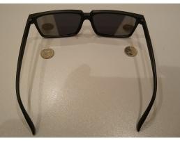 Очила за велосипедисти с вградени странични огледала за периферното зрение 1бр.