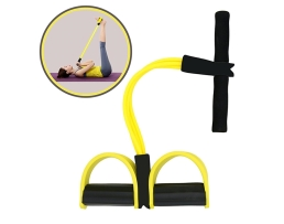 Експандер за тренировка на корем , крака и ръце FT37B 1бр.