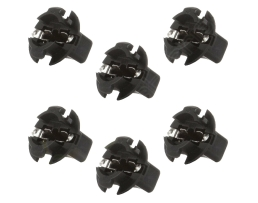 Фасунги за лампа на автомобилно табло Autoexpress , Цокъл,База ,Т10 ,3/8,9мм,12V,10бр 1кт.