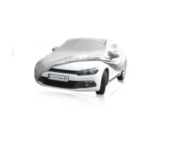 Покривало за кола,автомобил Car Cover,L 483х173х120 см. двойно подсилено и подплатено, Сивo, L 1бр.