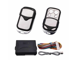 Универсална алармена система за автомобил , Автоларма за кола Octopus FR039 1кт.