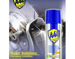 Спрей  A40 Magic - универсална смазка за отстраняване на ръжда 200 мл. 1бр.