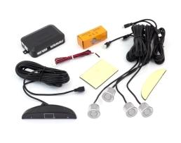 Комплект, Парктроник, Autoexpress, Parking sensor, Четири ултразвукови сиви сензора, Компактен дисплей 1кт.