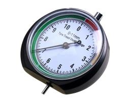 Дълбокомер за измерване грайфера на автомобилните гуми AG235A 1бр.