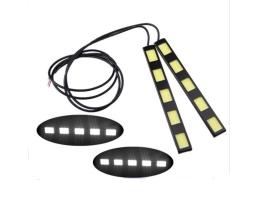 Комплект LED Диодни Дневни светлини Automax  СОВ 5 1кт.