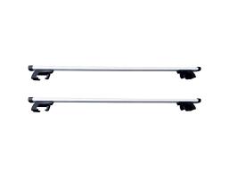 Комплект багажни греди за автомобил Perflex Star145см напречни греди за автомобил , алуминиеви 1кт.