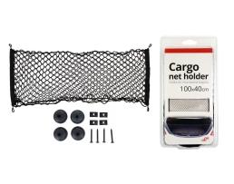 Мрежа за укрепване на багаж AMIO с джоб 100x40 cm 1бр.