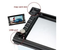Мултимедия + Навигация ZAPPIN двоен дин A2291 DVD, 6.2 инча,Тъч скрийн 1кт.