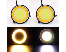 LED Диодни Дневни светлини Vertex DRL+Turn light  Car Light с функция  мигач 1бр.