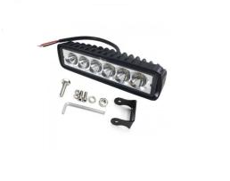 Лед Диоден Халоген, Vertex LED IP67 6 LED – 18W, правоъгълен 1бр.