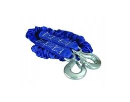 Гъвкаво въже за теглене Brumm ,Разтегателно 2.5T 4m. 1бр.