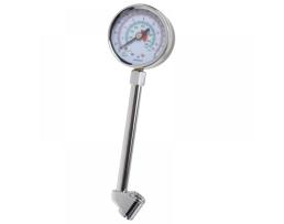 Манометър с дълго рамо Automax за измерване налягането на автомобилни гуми 0-15 bar,0-220psi 1бр.