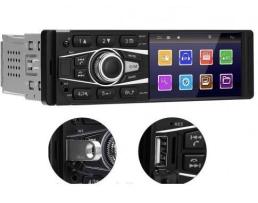 Мултимедия плеър Autoexpress, 4030UM ,1 Din , Тъчскрийн панел, Bluetooth, FM, MP3, MP4, МР5 плейър 1бр.