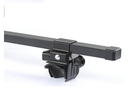 Комплект багажни греди за автомобил Perflex RB 870 напречни греди за автомобил с надлъжни релинги на покрива , метални 1бр.