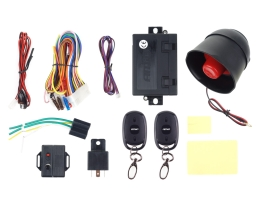 Аларма за кола CA14 с дистанционни управления 01678 1кт.