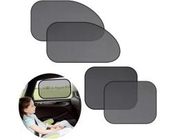 Нано-силиконов сенник Autoexpress ,Самозалепващи,UV защита ,SU 35/37,Комплект 4бр 1кт.