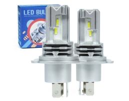 Комплект LED крушки H4 ZES M4 CR  4726 TrueLM 1кт.
