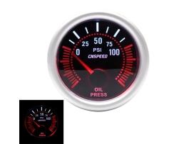 Уред за измерване налягането на маслото в двигателя Autoexpress 2308-4 ,0-100PSI , 52мм 1бр.