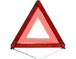 Авариен светлоотразителен триъгълник за автомобил Vertex WT-01, 71233 1бр.